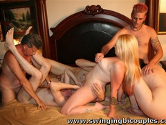 Real swingers' party with a lot of snatches, dicks - XXXonXXX - Pic 6