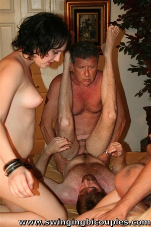 Real swingers' party with a lot of snatches, dicks and hot cum - XXXonXXX - Pic 8