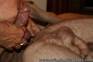 Real swingers' party with a lot of snatches, dicks and hot cum - XXXonXXX - Pic 14