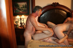 Watch here a real swingers' party with multiple bisexual participants - XXXonXXX - Pic 13