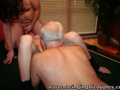 Bisexual dudes love to fuck young sweet chicks and - XXXonXXX - Pic 5
