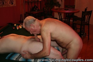 He dreamt about licking his friend's balls when his cock is in girls snatch - XXXonXXX - Pic 4