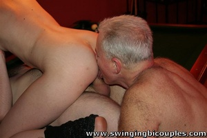 He dreamt about licking his friend's balls when his cock is in girls snatch - XXXonXXX - Pic 7