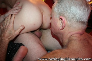 He dreamt about licking his friend's balls when his cock is in girls snatch - Picture 12