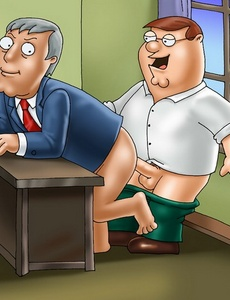 Family Guy has al chances to become the most - Cartoon Sex - Picture 3