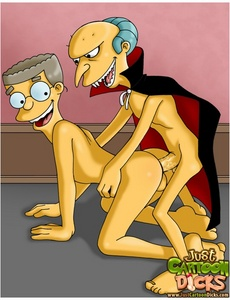 Those Simpsons must be the most depraved - Cartoon Sex - Picture 3
