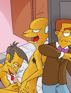 Go into the assault and rejoice at the - Cartoon Sex - Picture 1