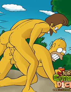 Go into the assault and rejoice at the - Cartoon Sex - Picture 2