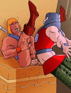 Making war for other man's asses in - Cartoon Sex - Picture 2