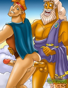 Tha fat gay xxx king's penis is - Cartoon Sex - Picture 1