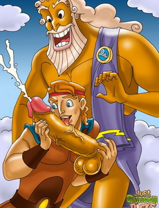 Tha fat gay xxx king's penis is - Cartoon Sex - Picture 3