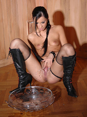 What you did was hot liquid girls pissing in - Unique Bondage - Pic 11