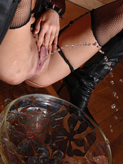 What you did was hot liquid girls pissing in - Unique Bondage - Pic 14