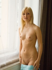 Xxx erotic pics of hot blonde cutie - Sexy Women in Lingerie - Picture 4