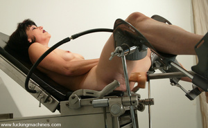Machines fucking. Even the Sybian is not - XXX Dessert - Picture 1