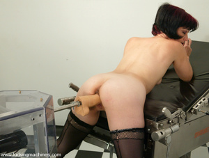 Machines fucking. Even the Sybian is not - XXX Dessert - Picture 3