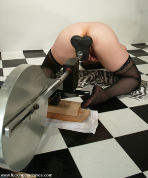 Machines fucking. Even the Sybian is not - XXX Dessert - Picture 10