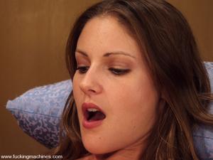 Sex machine orgasms. Hottie gets naughty - XXX Dessert - Picture 13