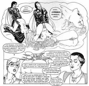 Porncartoon. Dirty xxx comics. - XXX Dessert - Picture 6