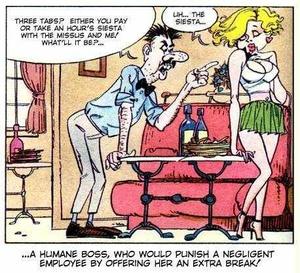 Sex comics. Dirty xxx comics. - XXX Dessert - Picture 4