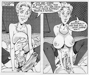 Cartoon sex. Dirty xxx comics. - XXX Dessert - Picture 5