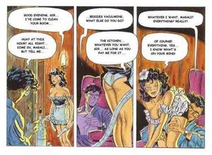 Toon porn comics. Dirty xxx comics. - XXX Dessert - Picture 1