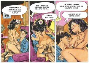 Toon porn comics. Dirty xxx comics. - XXX Dessert - Picture 3