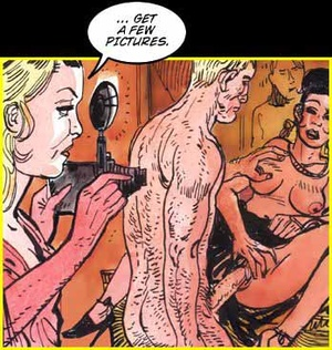 Comics porn. Adultery is a good reason f - XXX Dessert - Picture 6