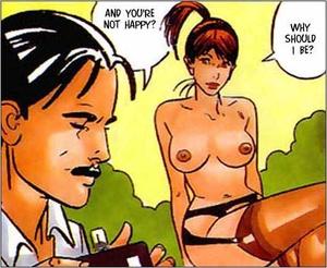 Toon sex comics. Photo model slut. - XXX Dessert - Picture 3