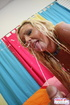 Cum. Blonde babe Jordan Sparx fucks and gets a cum bath experience.