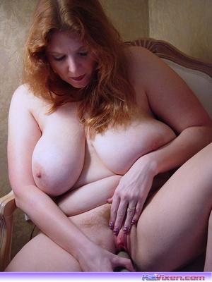 Chubby nude. Toni KatVixen Fucks Herself - XXX Dessert - Picture 8