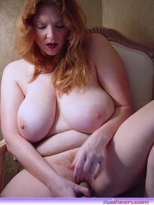 Chubby nude. Toni KatVixen Fucks Herself - XXX Dessert - Picture 9