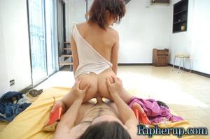 Hard porn. Redhead gets her clothes ripp - XXX Dessert - Picture 9