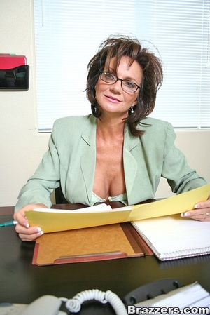 Office fuck. Deauxma takes young mans fa - XXX Dessert - Picture 5