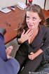 Hot secretary. New big titted coworker gets fucked by her boss as an introduction.