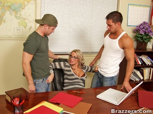 Nice tits. Kate Frost the busty school d - XXX Dessert - Picture 6