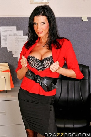 Office girls xxx. Shay Sights gets her c - XXX Dessert - Picture 1