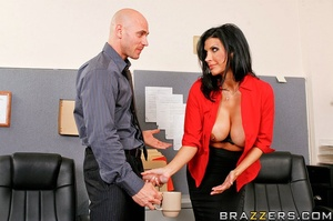 Office girls xxx. Shay Sights gets her c - XXX Dessert - Picture 7