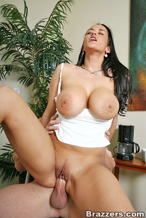 Horny secretary. Busty office slut Carme - XXX Dessert - Picture 12