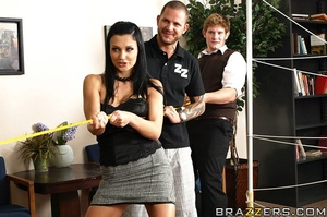 Office fuck. Aletta Ocean knows the mean - XXX Dessert - Picture 6