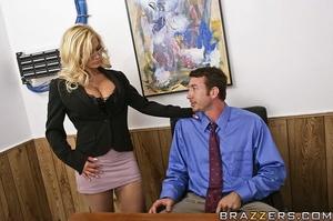 Office girl. Shyla Stylez needs wants to - XXX Dessert - Picture 6