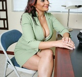 Big boobies porn. Busty Office Girl Ava Lauren getting pounded by boss