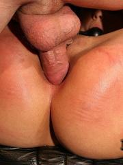 Humiliated. Schoolgir babe Diana got - Unique Bondage - Pic 11