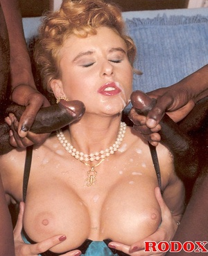 Retro xxx. Two naughty black guys fuckin - XXX Dessert - Picture 14
