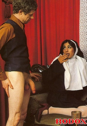 Hairy. Seventies nuns and priests love t - XXX Dessert - Picture 11