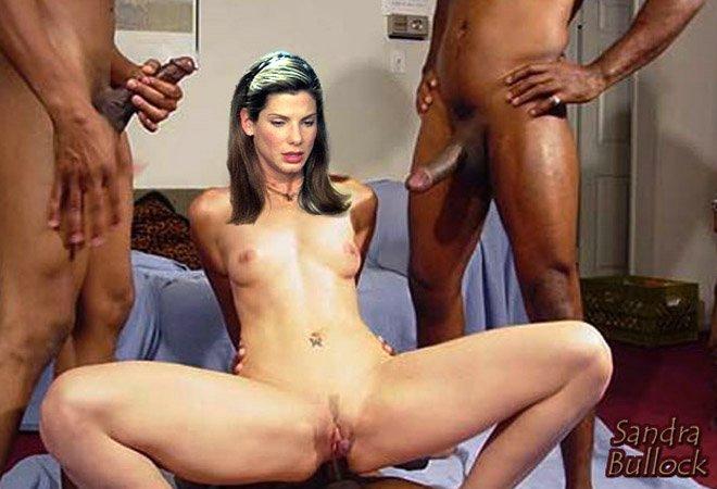 sandra bullok porn Hot celeb Sandra Bulloc - XXX Dessert - Picture 1 Nude celeb porn.
