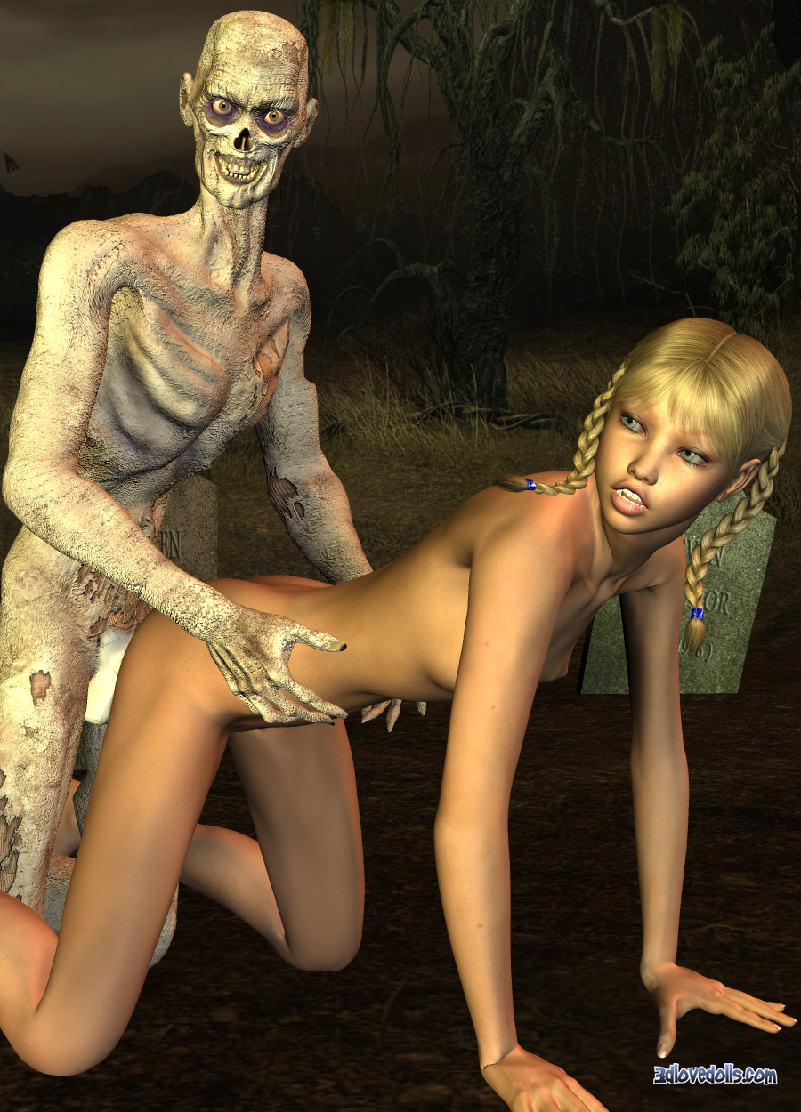 Zombie fuck hot pic erotica shaved girls
