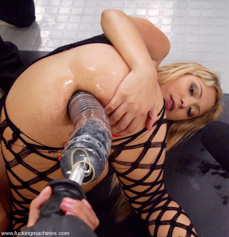 фото секс машины анальные