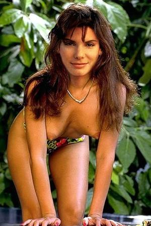 Nude celeb porn. Hot celeb Sandra Bulloc - XXX Dessert - Picture 4
