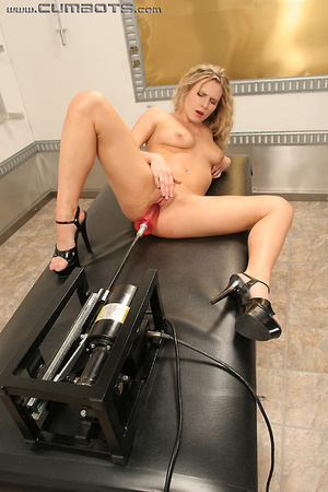 Girls on sex machines. Harmony. - XXX Dessert - Picture 1